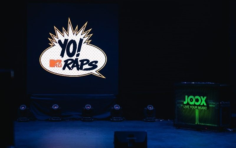 JOOX Delivers Beats And Flow With YO! MTV Raps, Showcasing Asian Hip Hop Scene