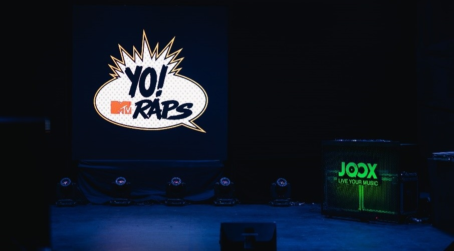 YO! MTV Raps on JOOX