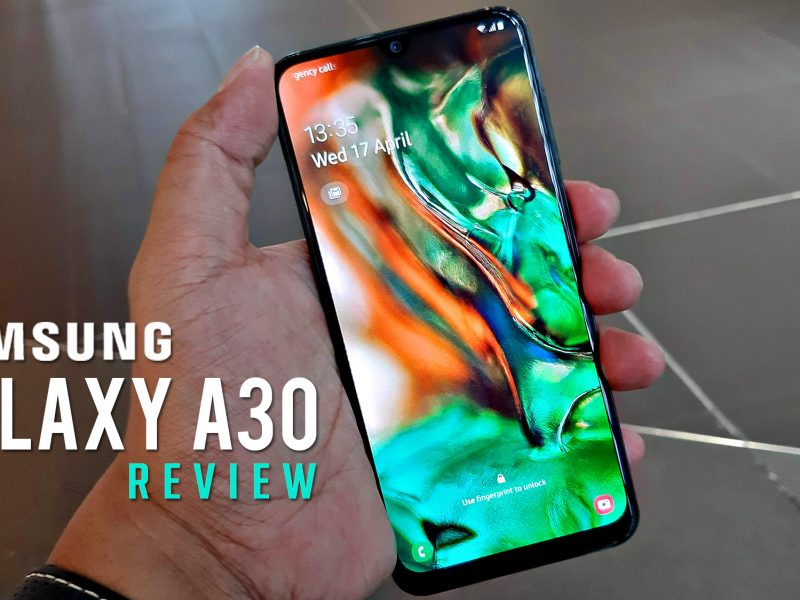Samsung Galaxy A30 Review – A Reliable Companion For Everyone