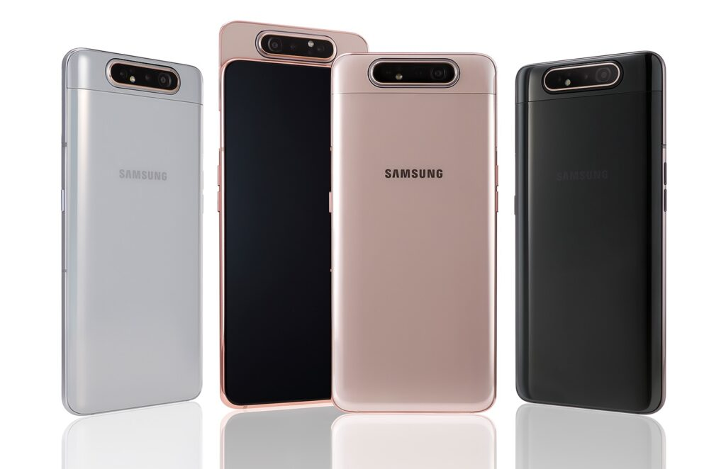 Galaxy A80 - Era of Life