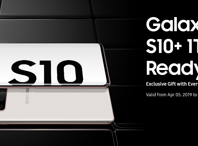 Top End Samsung Galaxy S10+ with 1TB Storage is Available Now