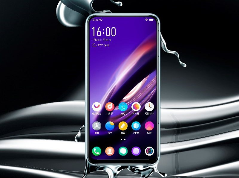 Vivo Showcases the New Futuristic APEX 2019 Concept Smartphone