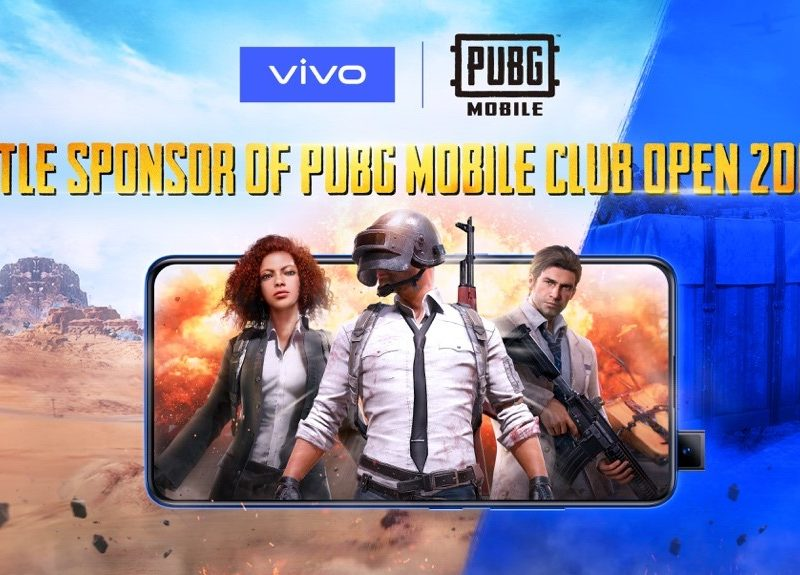 Vivo Launches V15Pro 8GB RAM In Conjunction With PUBG Mobile Esports Partnership