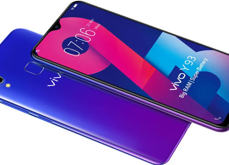 Vivo Y93 is Going on Sale in Malaysia on 13 April 2019 With Longer Battery Life