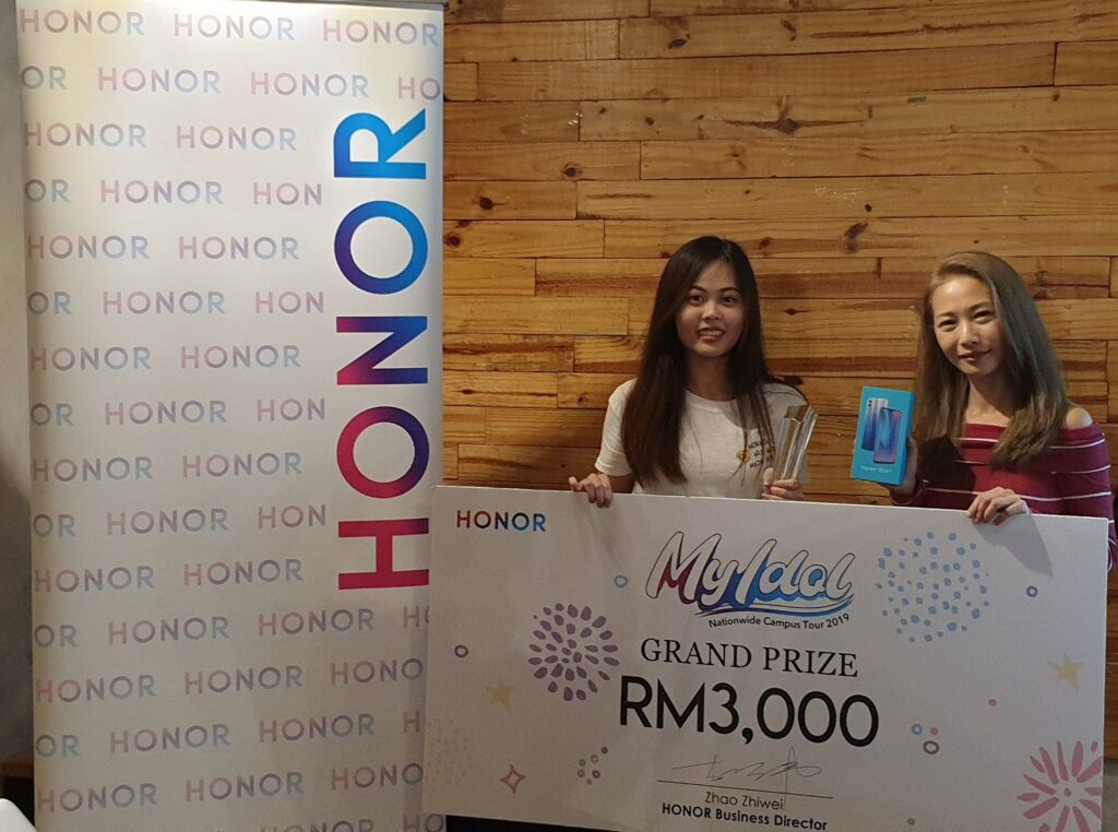 HONOR Malaysia Crowns its First Youth Ambassador