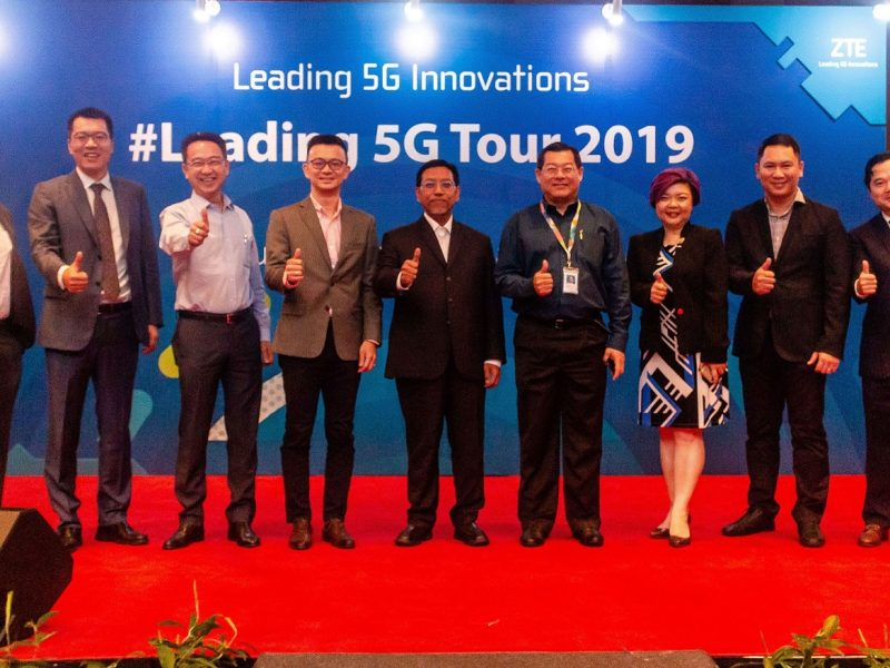 5G Innovations – ZTE Brings Mobile World Congress to Malaysia