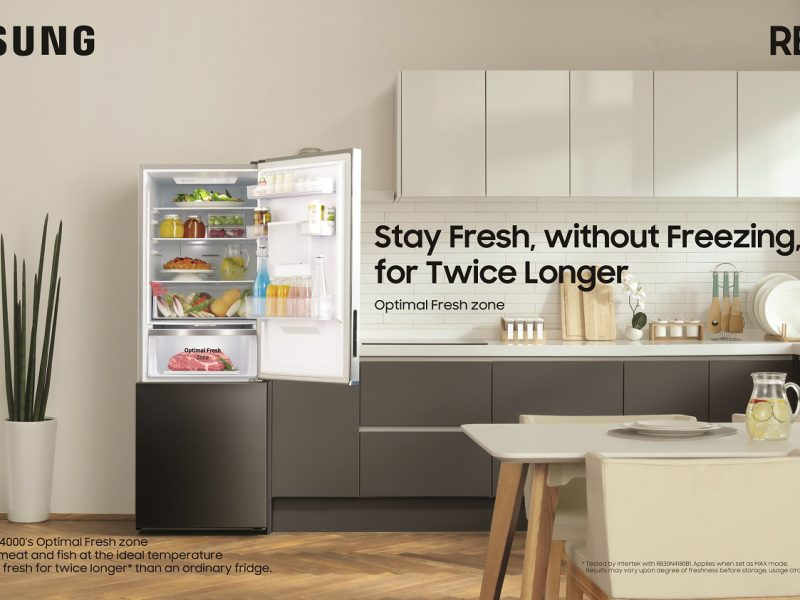 Samsung Launches BMF Refrigerator, Offering Smart-Living to Malaysians