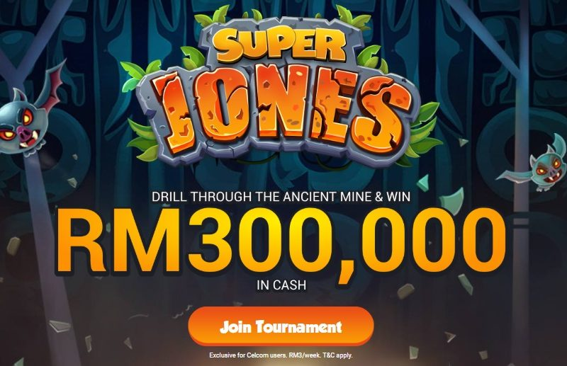 Celcom Game Hero Crowns Hat-Trick Champion with Another RM100,000
