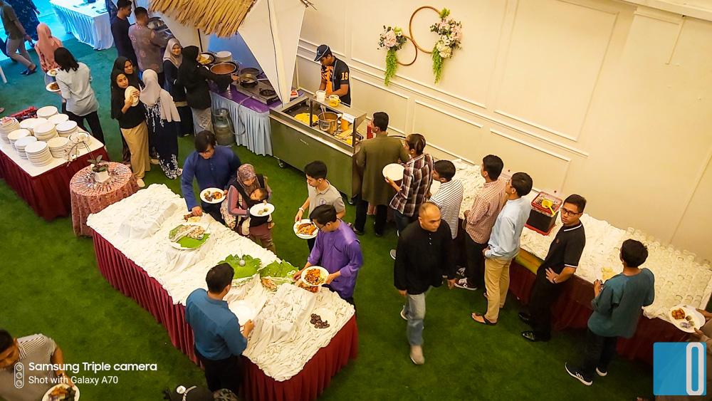 Dewan Tengku Zara Ramadhan Buffet