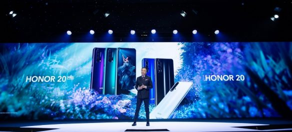 HONOR officially launches its first smartphone series: HONOR 20 LITE, HONOR 20 and HONOR 20 PRO in London