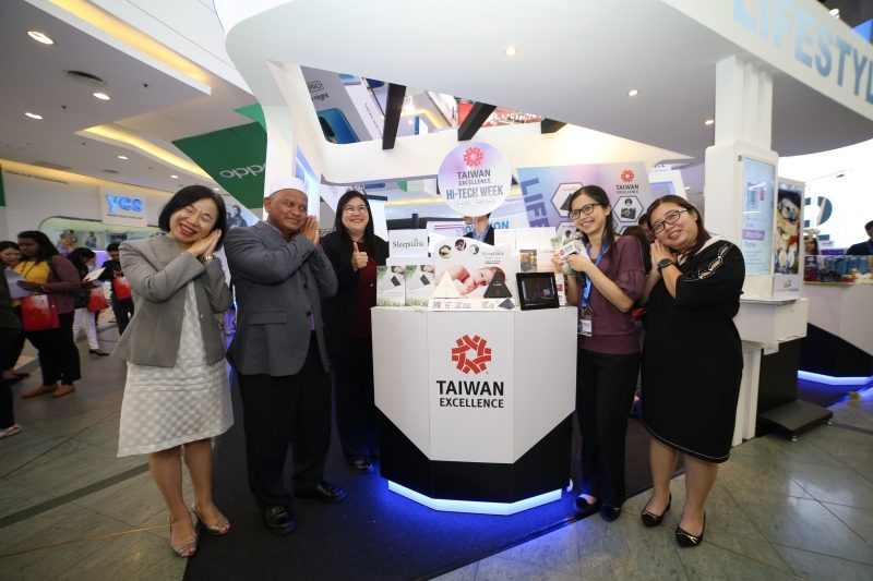 Taiwan Excellence Brings its Flair to Plaza Low Yat
