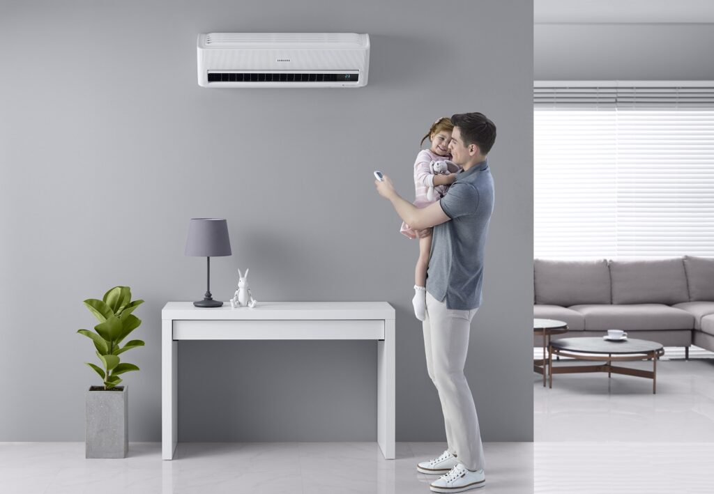 Samsung Wind-Free™ Air Conditioner AR9500M