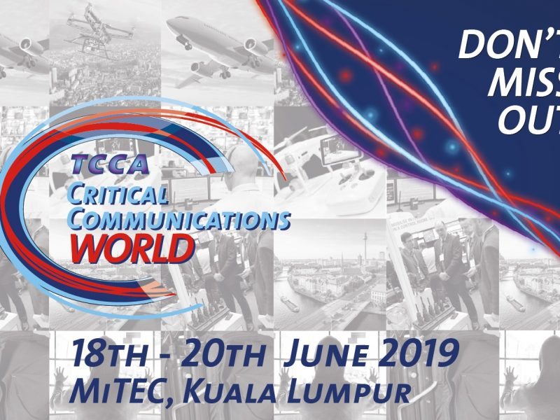 CCW Event Set to Bring Critical Communications World in Kuala Lumpur