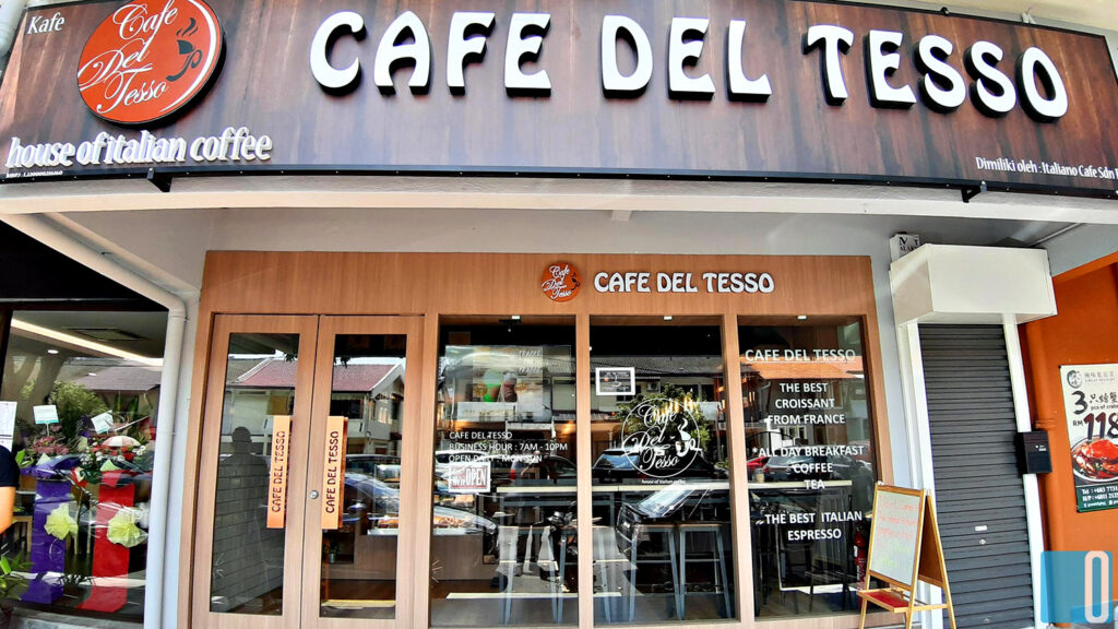 Cafe Del Tesso Review