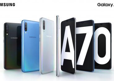 Samsung Galaxy A70 Arrives in Malaysia