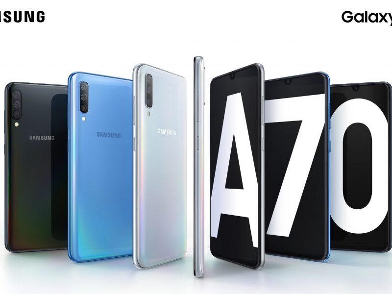 Samsung Galaxy A70 Arrives on Malaysian Shores