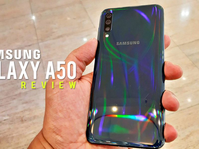 Samsung Galaxy A50 Review – A Solid Build Mixing Beauty And Brawn