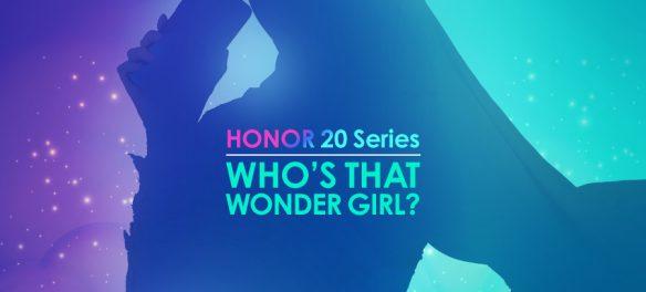 Honor 20 series new ambassador