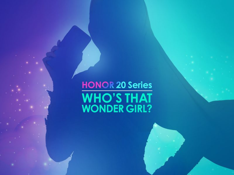 The Highly Anticipated HONOR 20 Series Gets a New Ambassador