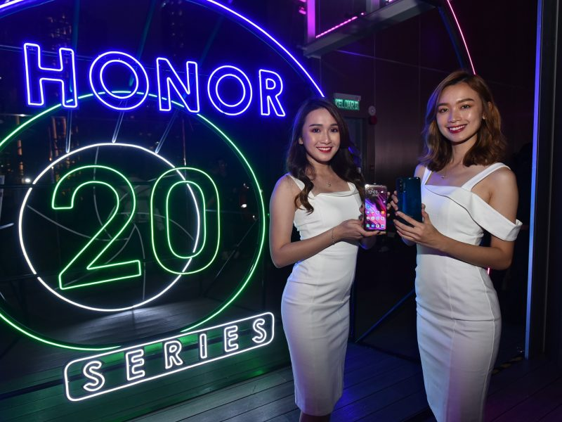 HONOR Malaysia Welcomes The Latest Flagship – HONOR 20 Series