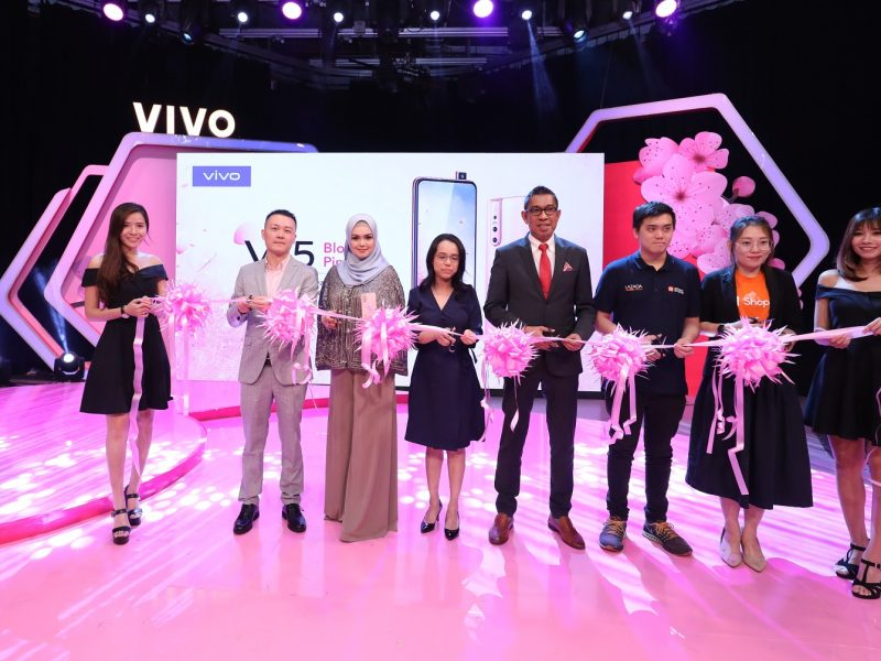 Vivo Launches The Limited Edition V15 Blossom Pink