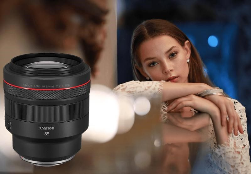 Canon RF85mm F/1.2L USM Lens – The Essence Of Every Portrait