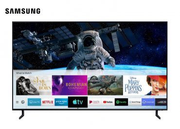 Samsung Becomes First TV Manufacturer to Launch The Apple TV App and AirPlay 2