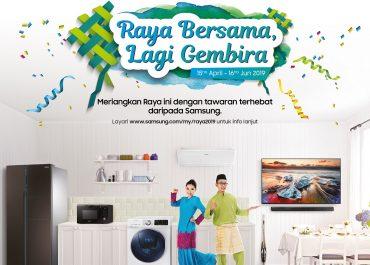 Samsung Raya Promotion Campaign