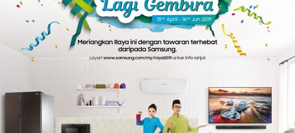 Samsung Raya Promotion Campaign