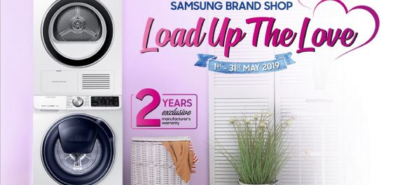 Samsung Front Load Model Washing Machine