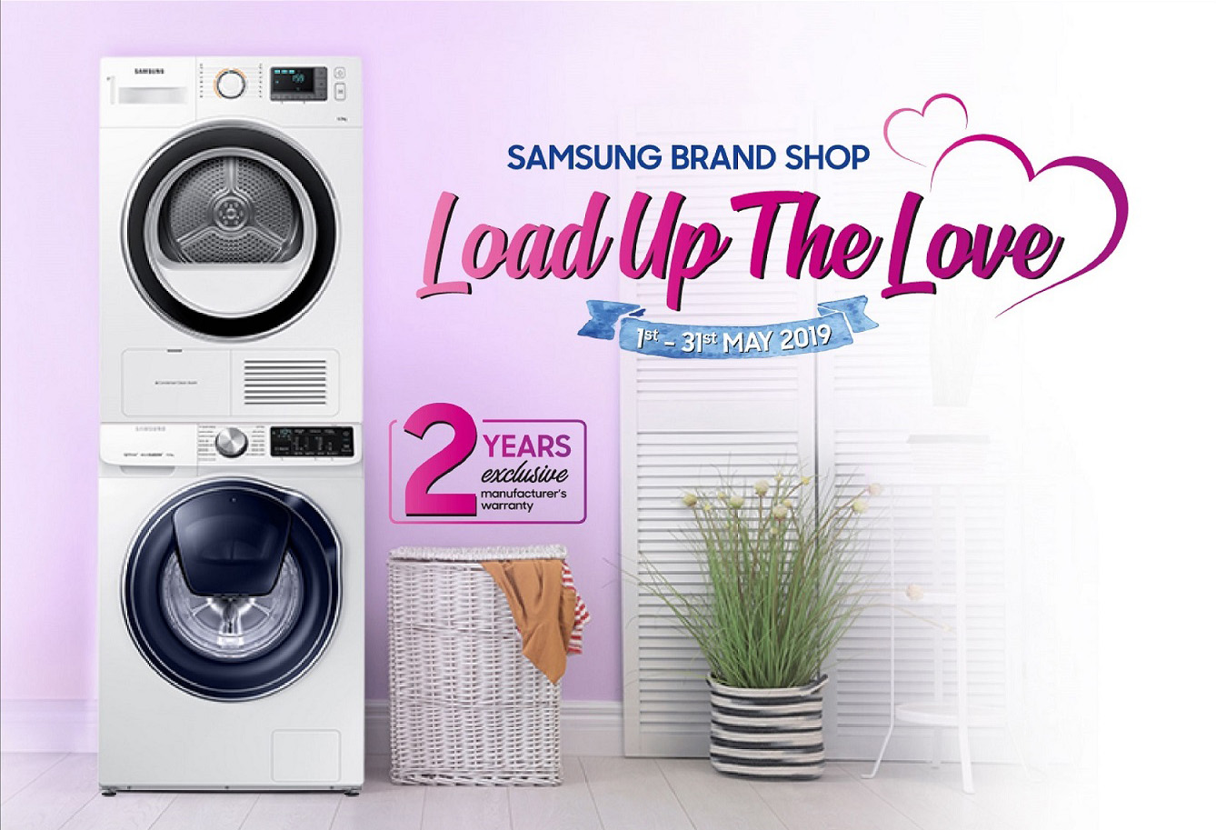 Samsung Front Load Model Washing Machine