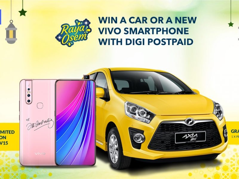 Vivo Celebrates Raya Osem With New DIGI Postpaid Plan
