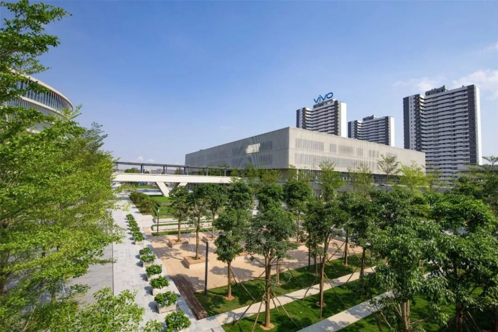 Vivo Unveils Stunning New Headquarters In China
