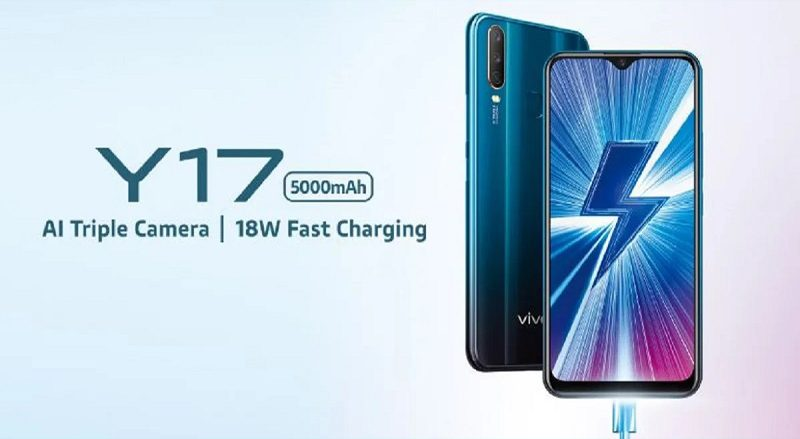 Pre-Order For The All-New Vivo Y17 With AI Triple Camera Begins Today
