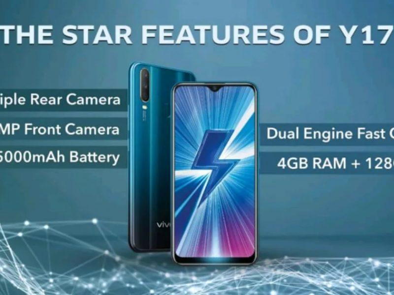 Vivo Y17 With AI Triple Camera Available 11 May Onwards At RM999