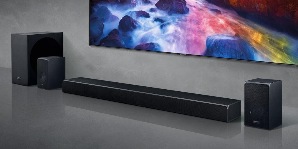 Samsung Announces New Q Series Soundbars