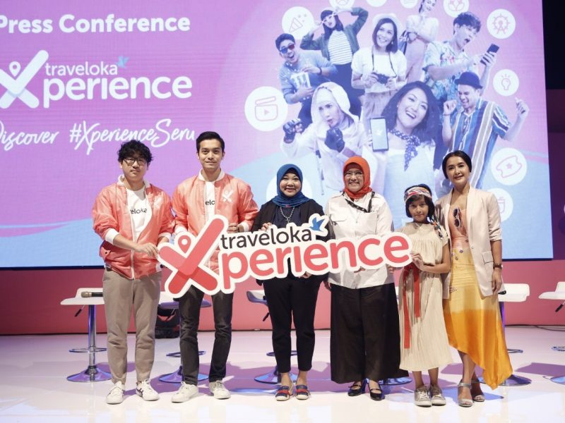 Traveloka Xperience Launched Across South East Asia & Australia