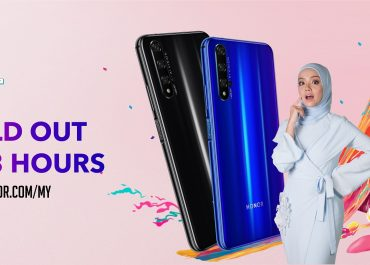 honor 20 sold out