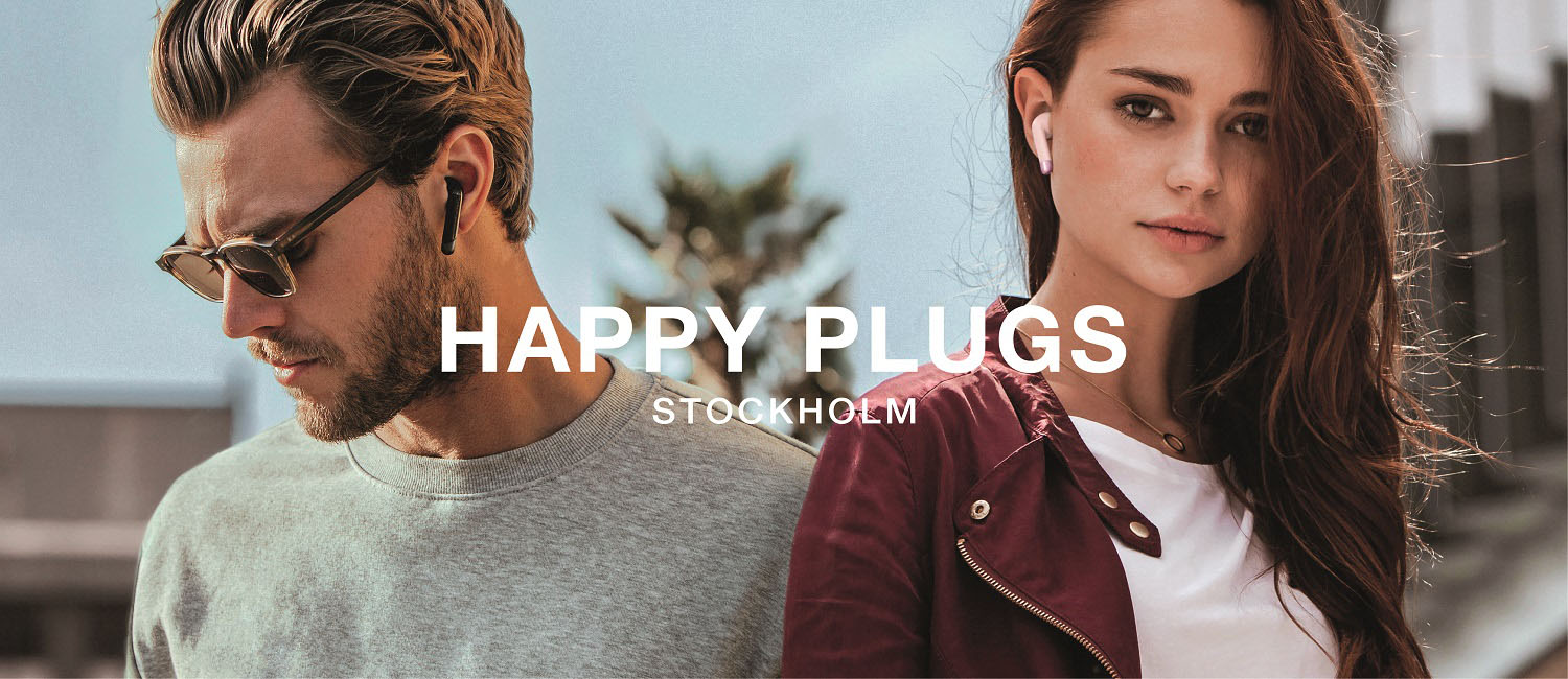 Happy Plugs Introduces True Wireless Headphones With Air 1