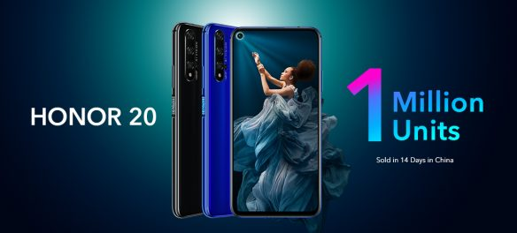 HONOR 20 Global