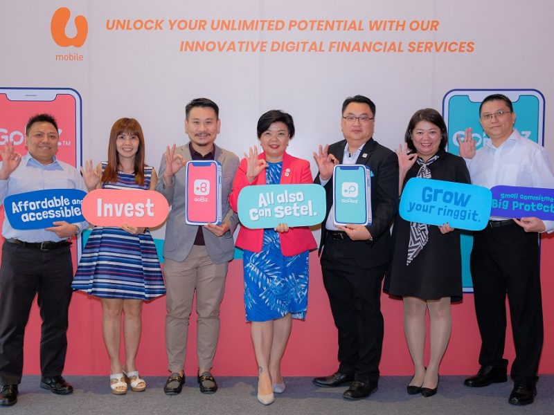 U Mobile Unveils Comprehensive Fintech Ecosystem – GoPayz and GoBiz