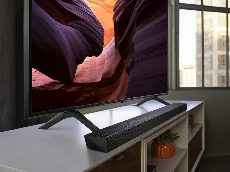 Samsung Announces Q Series Soundbars For True Surround Audio Experiences