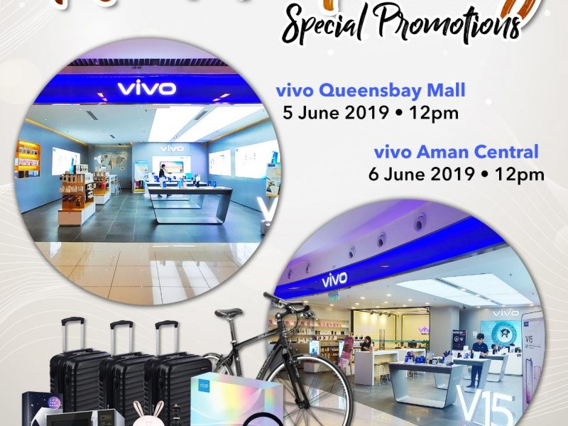 Vivo Malaysia Expands Its Concept Stores To Penang And Kedah