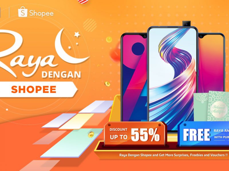 Vivo Offers Up To 55% Discount On Their Devices Exclusively On Shopee