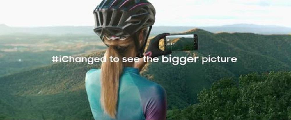 Samsung iChanged Campaign