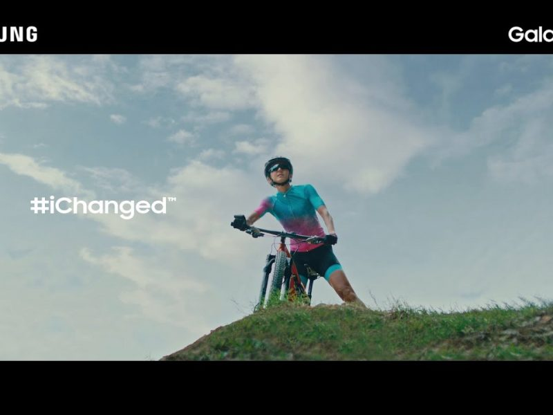 Samsung iChanged is All About Being Bold, Truthful and Adventurous