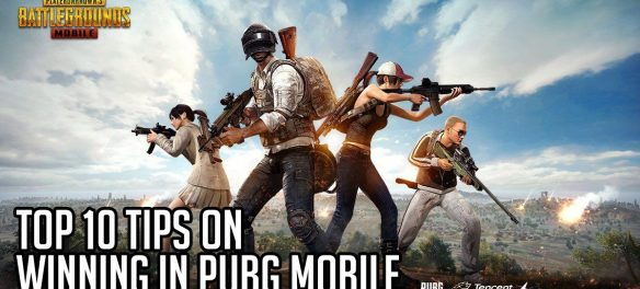 Top 10 Tips on Winning in PUBG MobileG