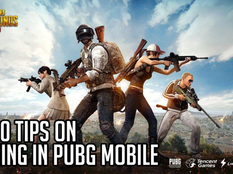Top 10 Tips on Winning in PUBG Mobile by Vivo Malaysia