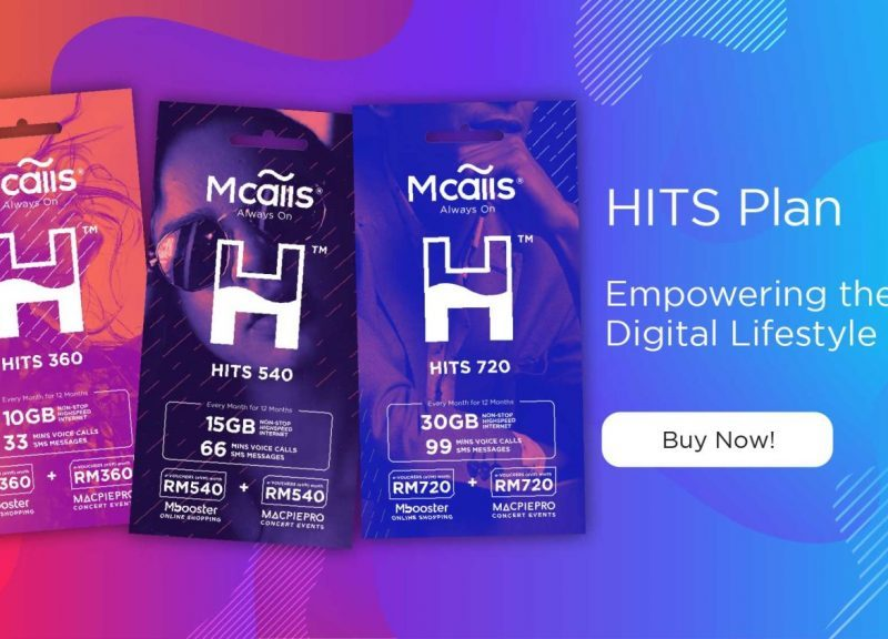 Mcalls Launches Brand New Hits Plans