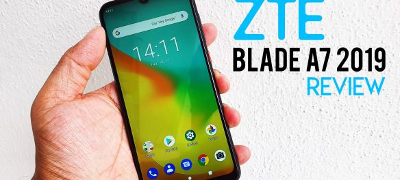 ZTE Blade A7 2019 Review
